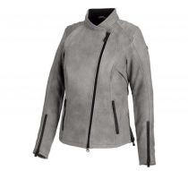 Ladies Citified Leather Jacket