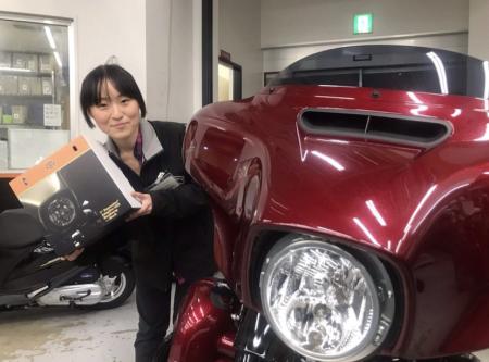 ★カスタムキャンペーン★ 工賃無料パーツコーナー設置致しました!
