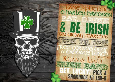 Eat, Drink & Be Irish