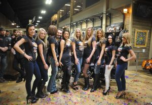 2015 Calendar Signing Party