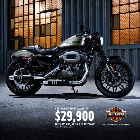 Roadster® Promotion | $29,900