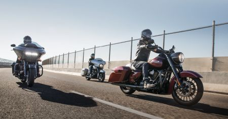Touring & Softail Finance Offer