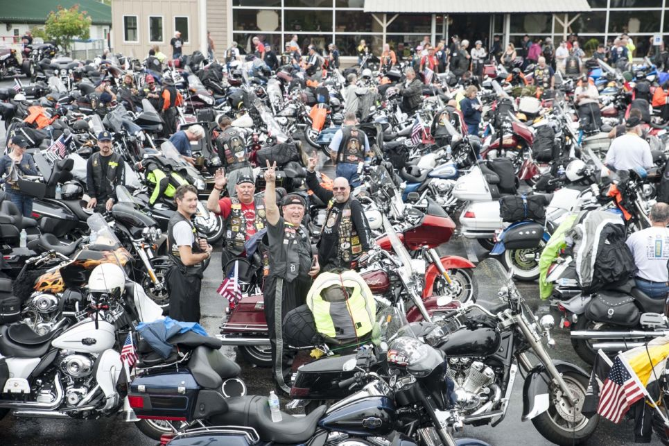 American Legion Ride Through Kentucky