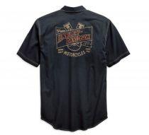 Košulja, kr.rukav Piston