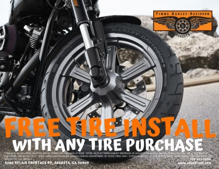 Home of FREE Tire Install