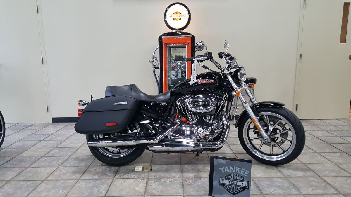 2017 HD XL1200T - Sportster SuperLow<sup>®</sup> 1200T