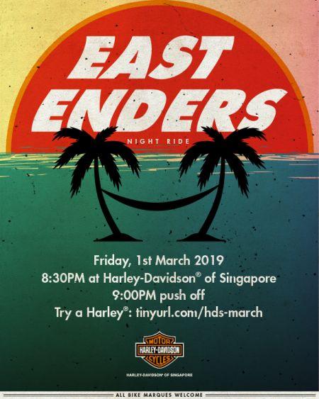 East Enders Night Ride