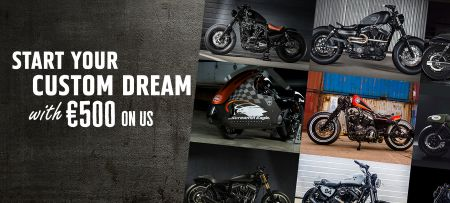 Uredite svoj motocikl 500€ povoljnije!