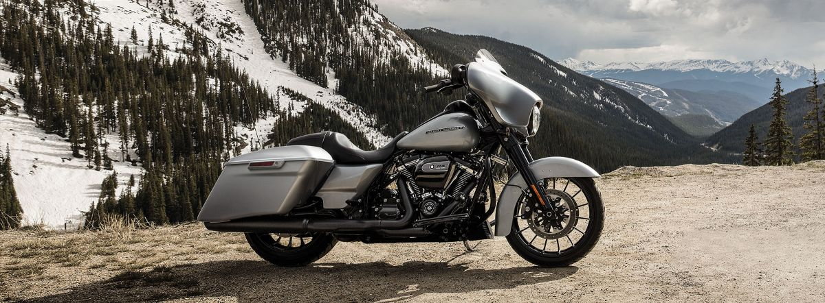 2019 HARLEY DAVIDSON FLHXS - Touring Street Glide<sup>®</sup> Special