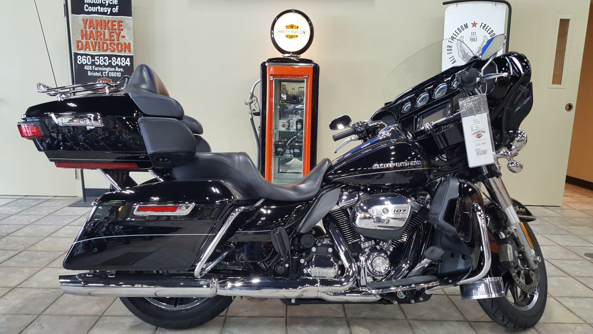 2017 HD FLHTKL - Touring Ultra Limited Low