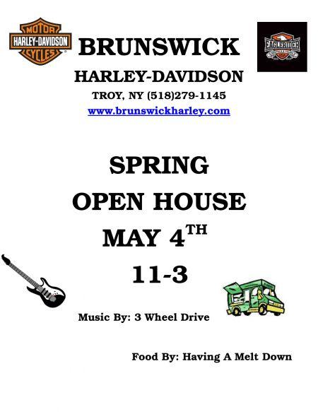 Brunswick Harley Davidson >> Spring Open House Brunswick Harley Davidson