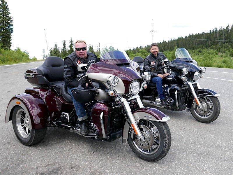 Harley-Davidson Trike Tri Glide Ultra 2018
