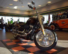 2019 Harley-Davidson Fat Boy 114 FLFBS