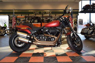 2019 Harley-Davidson Fat Bob 114 FXFBS