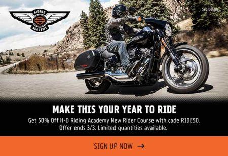 50% Off Riding Academy