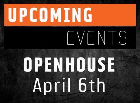 Uke's Spring Open House