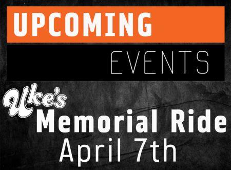 Ukes' (Frank Ulicki) Memorial Ride