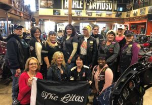Ladies Workshop with The Litas- Kaufman Co Branch