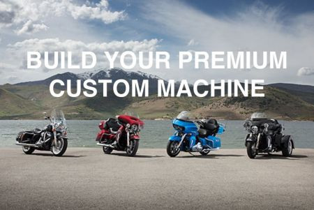 BUILD YOUR PREMIUM CUSTOM MACHINE