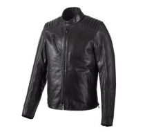 Temerity Slim Fit Leather Jacket