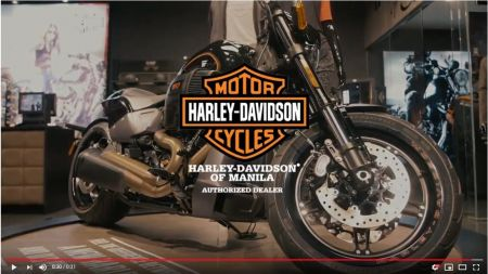 Harley-Davidson FXDR™ 114 in the flesh... Harley-Davidson of Manila.