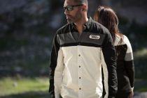 Men's H-D Racing Long Sleeve Slim Fit Shirt