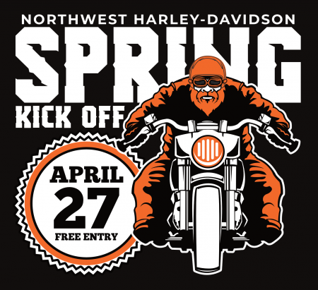 Spring Kick Off Event