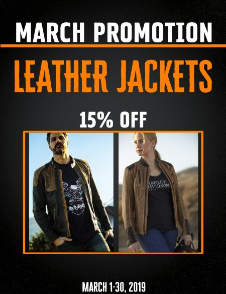 MotorClothes: March Promo