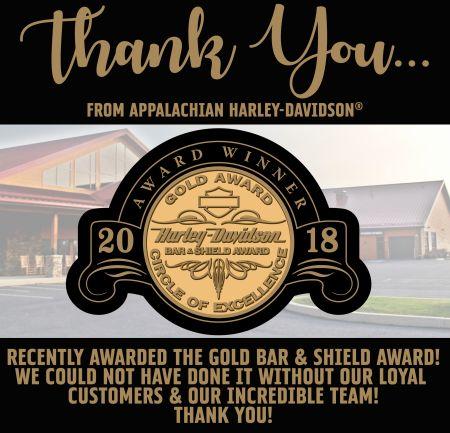 Gold Bar & Shield Award Winners!