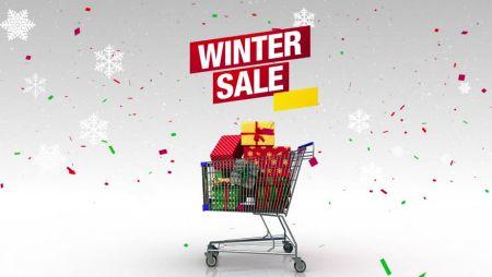 【BLOW AWAY WINTER SALE!!】冬物売り尽くしセール開催!