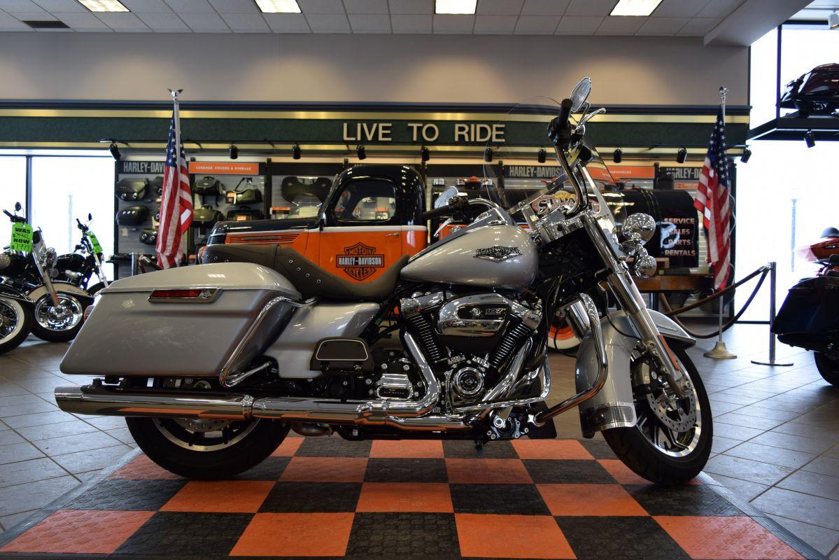 2019 Harley-Davidson Road King FLHR