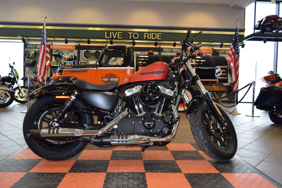 2019 Harley-Davidson Forty-Eight XL1200X