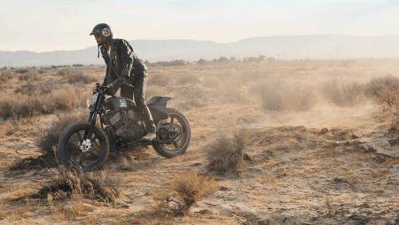 Michael B. Jordan Rides Into Fashion Fame On A Harley