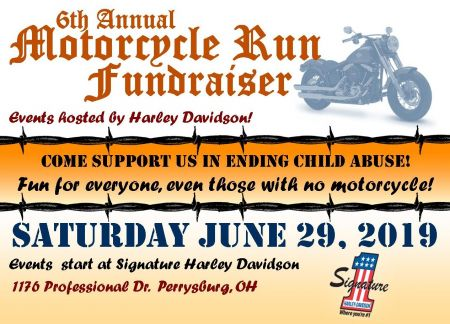 6th Annual Motorcycle Run