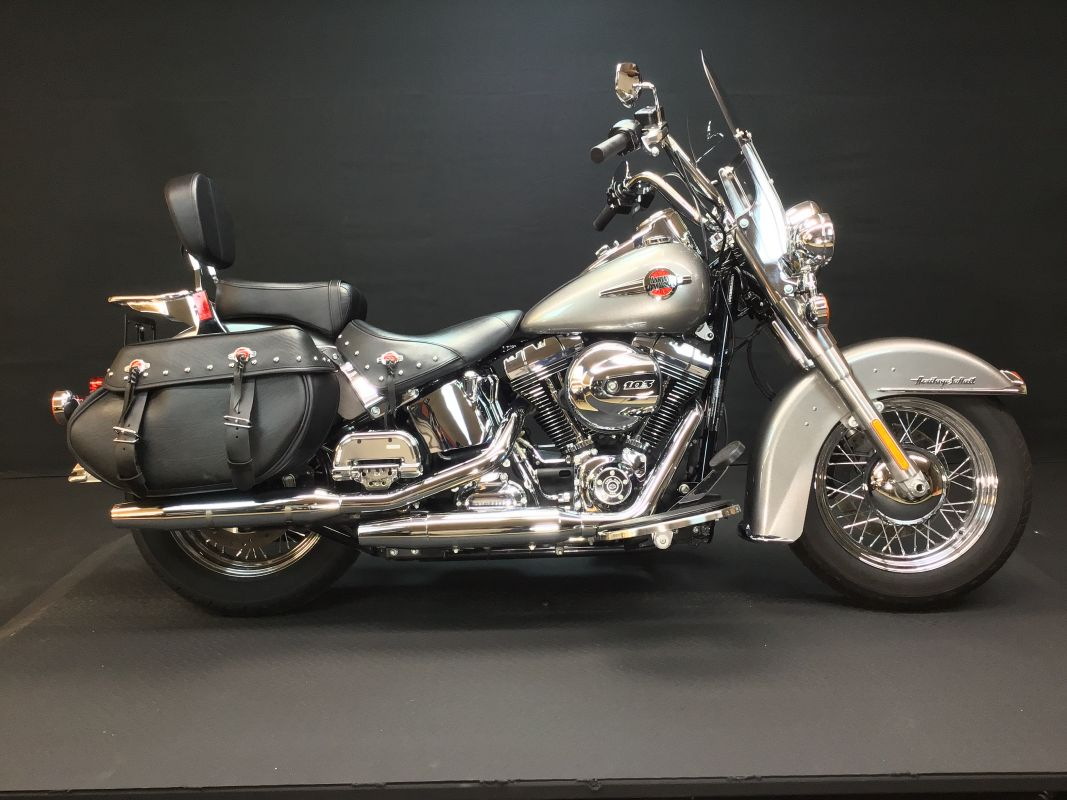 FLSTC 2016 Heritage Softail<sup>®</sup> Classic
