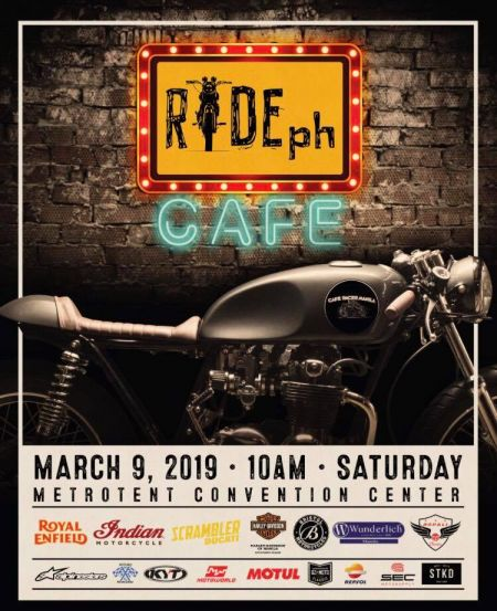 HARLEY-DAVIDSON OF MANILA IN RIDE PH CAFE
