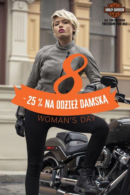 Dzień Kobiet w Harley-Davidson Gdańsk