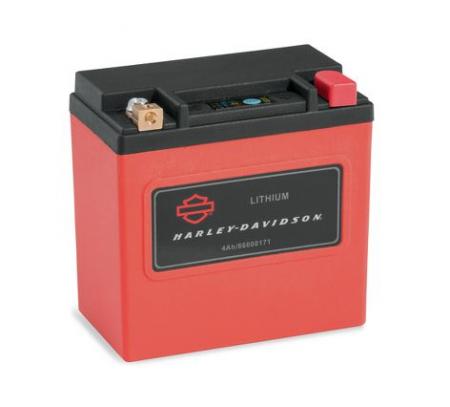 Harley-Davidson Lithium LiFe Battery