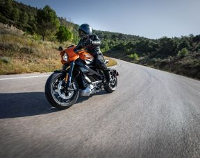 2020 LIVEWIRE™ PRE-ORDER ELECTRIC MOTORCYCLE