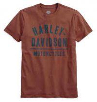 Harley-Davidson® Men's Billboard Graphic Slim Fit Short Sleeve Tee