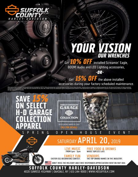 March Promo Offers