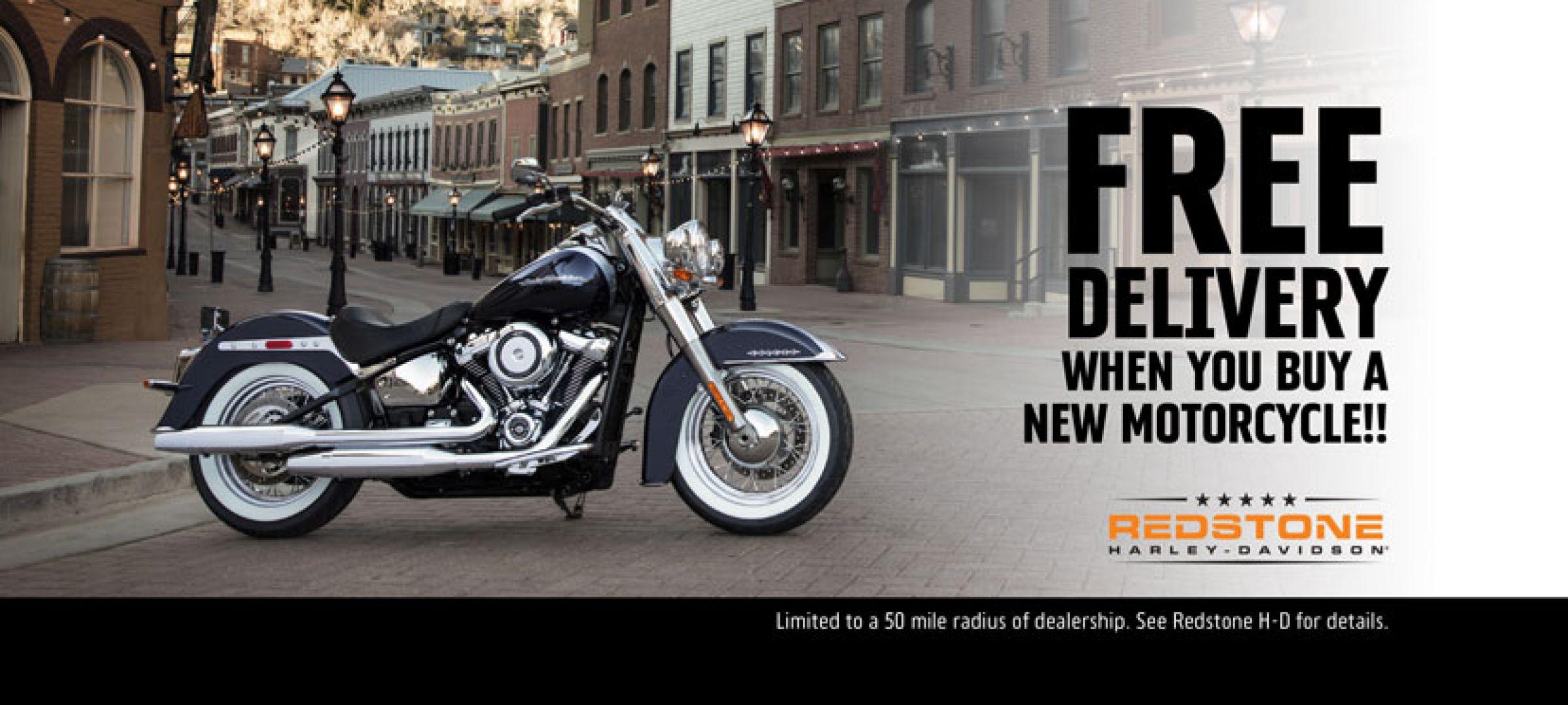 Buy a Harley! | Redstone Harley-Davidson®