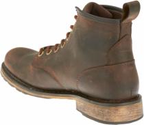 Harley-Davidson® Men's Darrol Brown Leather Lifestyle Shoes