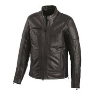 JACKET-PODINGTON,LTHR,BLK