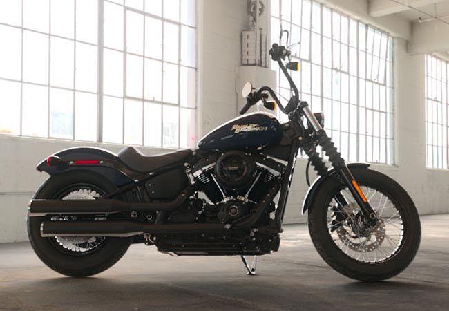 2019 Harley-Davidson FXBB Softail Street Bob<sup>®</sup>