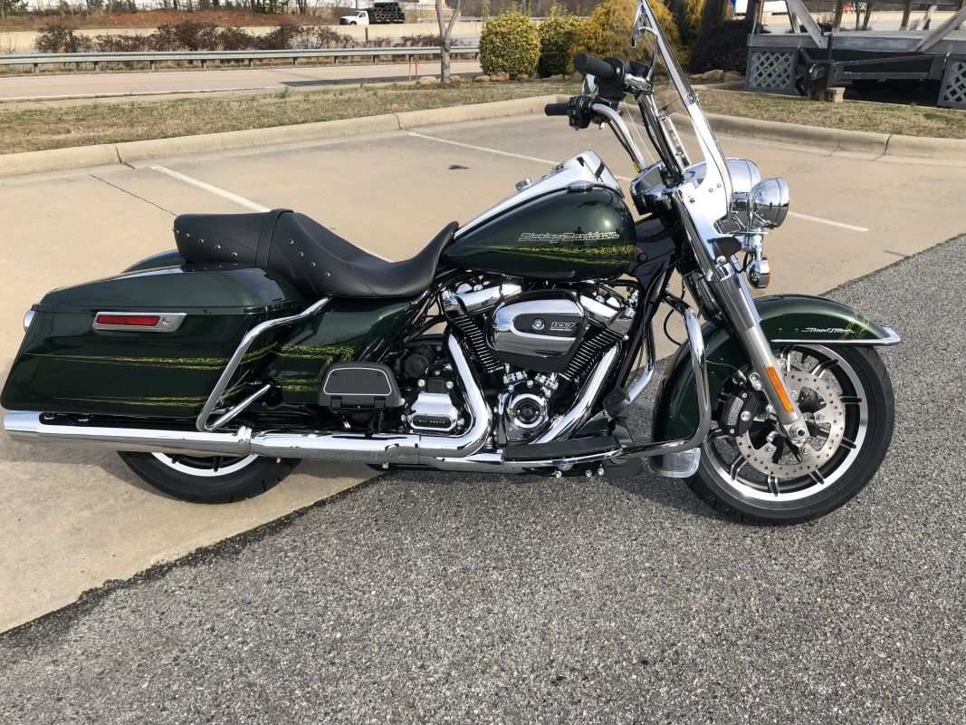 2019 HD FLHR - Touring Road King<sup>®</sup>