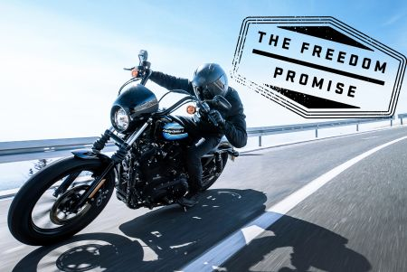 「フリーダム・プロミス」キャンペーン