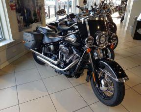 2018 Harley Davidson Heritage Classic 114 FLHCS ex-demo