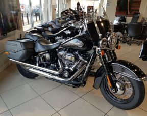 2018 Harley Davidson Heritage Classic 114 FLHCS
