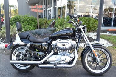 Harley-Davidson® XL883L - Sportster® SuperLow®